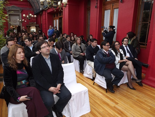 Consejeros Regionales felicitaron a Guías de Turismo que obtuvieron ...